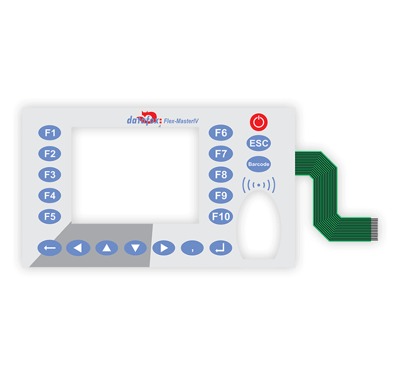 Flexible Membrane Keypads Manufacturers Exporters India