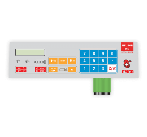 Flexible Membrane Keypads